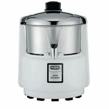 More details for waring juicer 330w stainless steel & polycarbonate 310(h)x 230(w)x 230(d)mm