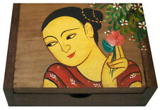 Chinese Apparel Chinese Gifts For Women Chinese Wooden Jewelry Box – Maiden