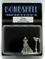Bombshell BOM10010 Nowada (Babes) Female Barbarian Warrior Chieftain Queen Hero