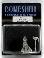 Bombshell BOM10010 Nowada (Babes) Female Barbarian Warrior Chieftain Queen Hero