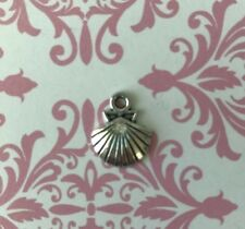 Us Seller~6 Under the Sea Shell Charms~ Fast Shipping