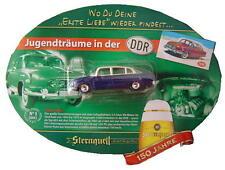Sternquell DDR-PKW Modell Tatra Nr. 1 2007 Jugendträume made in DDR