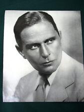 Pierre Blanchar - French Cinema Actor - orig 1930s German UFA publicity photo