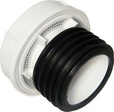 Floplast Externe Air Admission Soupape 110/82mm AX110 Blanc