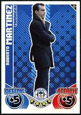 Roberto Martinez #463 Topps Match Attax 2010-11 Football Card (C602)