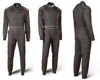 Speed Kartoverall Daytona HS-1 Grau - Kart Overall Neustes Modell - Karting Suit