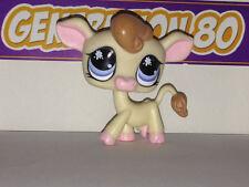 Littlest PetShop Vache Creme N°918 COW