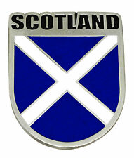 Scotland Flag Belt Buckle Scottish Flag Of St Andrew Shield Saltire Cross UK