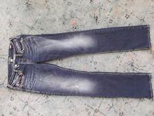 SILVER Tuesday low straight jeans Fluid stretch Sz. 28/ 32