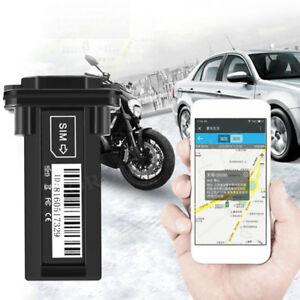 Car Vehicle Motorcycle Truck GSM GPS Tracker Mini Waterproof Tracking Alarm  b