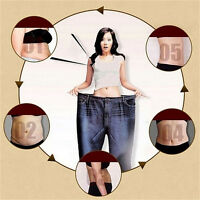 10pcs New Strongest Weight Loss Slimming Diets Slim Patch Pads Detox Adhesive H7