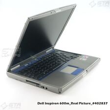 Dell Inspiron 600m Laptop for Parts PM 1.5GHz CPU NO HDD NO Battery NO AC NO CD