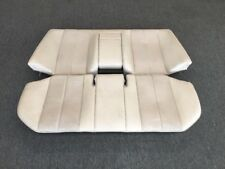 1996-1999 Mercedes W210 E300D E320 Rear Upper and Lower Seat Cushion OEM