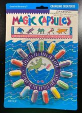 Magic Grow Capsules - Creative Discovery Toys -  1995