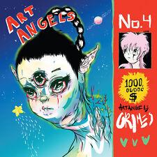 Grimes - Art Angels [New CD]