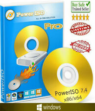 Power Iso 7.4 Full Official 2019 New🔥 Digital Delivery 🚀 Lifetime License 🔐