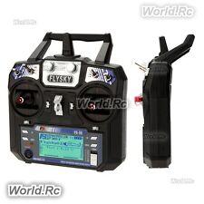 Fs-i6 afhds 2A 2.4 Ghz 6CH émetteur radio avec récepteur fs-ia6 pour quad drone