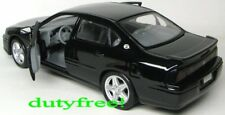 1/24 scale Black 2004 Chevy Impala SS model (2000 2001 2002 2003 2005)