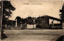 CPA  L'Orbrie - Un coin du bourg  (637086)