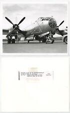 AVIATION BOEING B-50 B-40 AIRPLANE 8X10 BW PHOTO