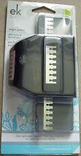 EK Success Edger Punch - Zipper, 54-4042, Zip Border