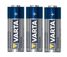3x Varta Batterien V23GA   P23GA   A23   23A   LR23   LRV08   12V