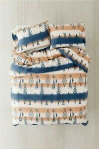 Urban Outfitters Cassidy Brushed Single Duvet Set