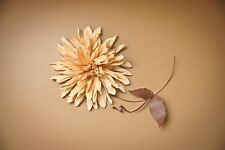 Artificial Large Flower Wall Decoration, Dahlia