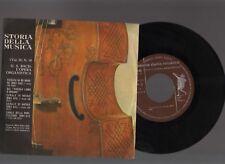 storia della musica disco 33 giri - vol.II - numero 10 G.S.Bach - l opera organ