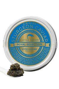 250gr. finnischer Oscietra v. sibirischen Stör Kaviar, Caviar - 980,00€/kg