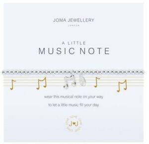 Joma Jewellery Bracelet- Music Note