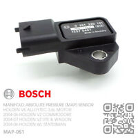 BOSCH MAP SENSOR LE0 & LY7 V6 ALLOYTEC 3.6L MOTOR [HOLDEN VZ COMMODORE & UTE]