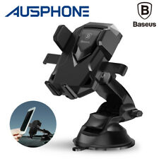 Baseus Universal Car Mount Phone Holder Cradle for GPS iPhone X 8 Samsung S8