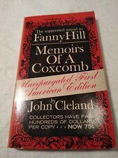 Molly Hill John Cleland Classic Press 1969 Sleaze//GGA//Fiction//Adult E-39