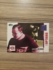 Newsy Lalonde 2004 Parkhurst Original 6 Montreal Canadiens Card
