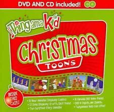 THINGAMAKID - CHRISTMAS TOONS NEW CD
