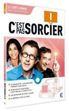 """DVD  """"Le corps humain de la tête aux pieds""""    NEUF SANS BLISTER"""