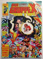 CONDOR   DIE GRUPPE X   COMIC-MAGAZIN   NR. 6 - (1988-89)   Z 2