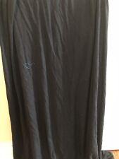 EUC Merona Black Knit Rayon Spandex Stretch Waist Skirt/XS