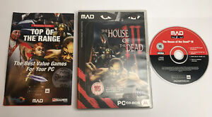The House Of The Dead Pc Cd Game
