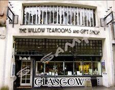 Scotland - Glasgow - WILLOW TEAROOMS exterior - Travel Souvenir Fridge Magnet