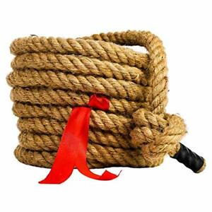 Franklin Field Day Tug of War Rope with Flag for Kids and Adults - Perfect fo...