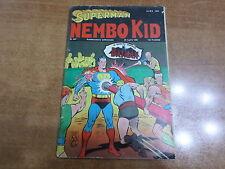 Superman NEMBO KID N. 537 del 31 Luglio 1966