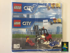 LEGO Bauanleitung für City 60169 Frachtterminal nur die Anleitung