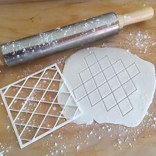 Formine Impronta Rombi Torta Cake Design Pasta Di Zucchero Cookie Cutter 12x12cm