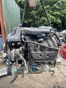Peugeot 206 Gti 2.0 138 Complete Engine EW10 RFN 2001 Excellent Working Order
