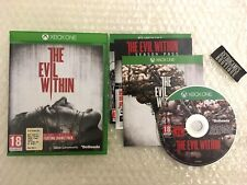 THE EVIL WITHIN XBOX ONE Pal ITA
