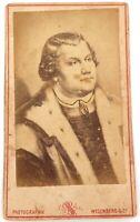 .RARE 1800s RUSSIAN, WESENBERG & Co St PETERSBURG CDV COLLECTORS CARD. #3