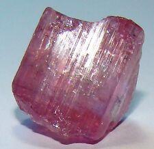 Pink Tourmaline Rough Gem- Himalaya Mine, California 18.92 Carats