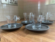 Lot de 4 tasses et soucoupes Nespresso